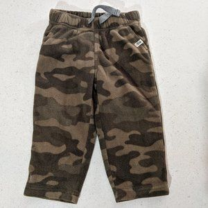 Other - Camoflauge Fleece Pants